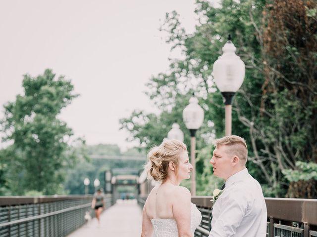 Cody and Kelly's Wedding in Kansas City, Missouri 25