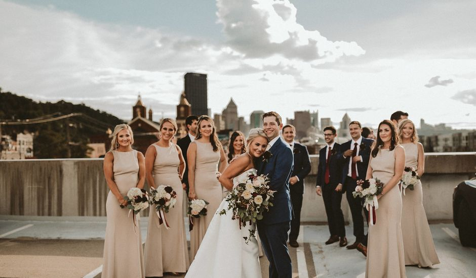 Andrew Minnotte  and Claudette Minnotte (formerly Dagorn)'s Wedding in Pittsburgh, Pennsylvania