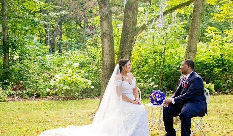 Ari and Evelyn's Wedding in Benton Harbor, Michigan