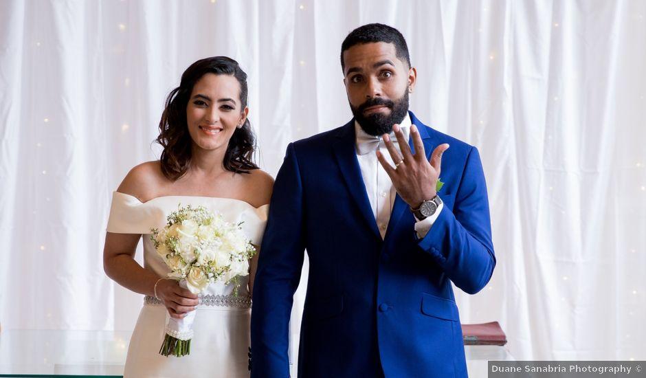 Bryan and Alexandra's Wedding in Bayamon, Puerto Rico