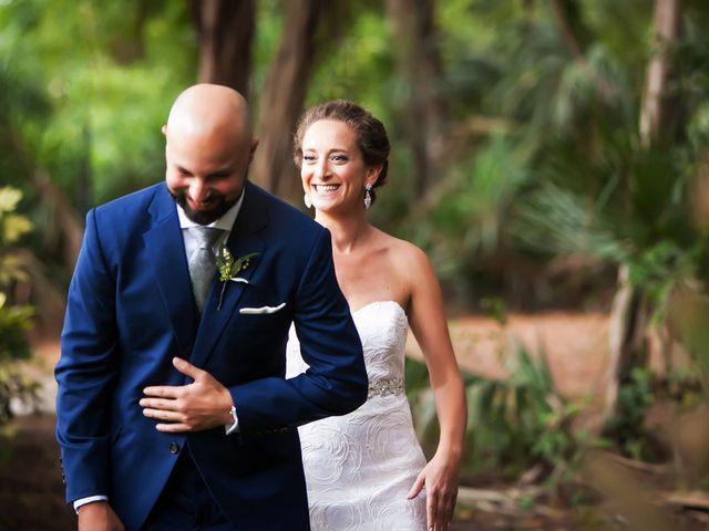 Mollie and Josh's Wedding in Sarasota, Florida 6