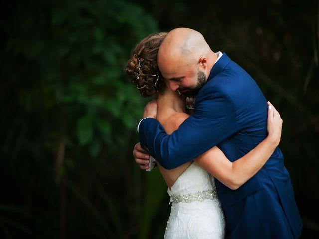 Mollie and Josh's Wedding in Sarasota, Florida 7