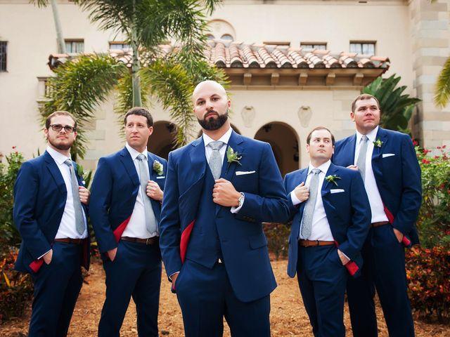 Mollie and Josh's Wedding in Sarasota, Florida 9