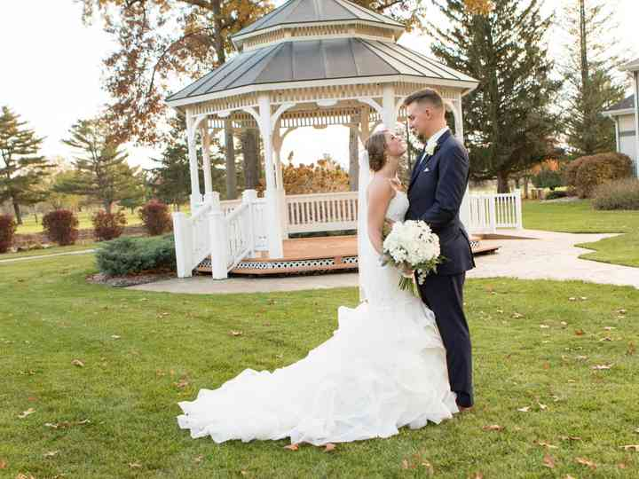 The wedding of Sydney and Andrew