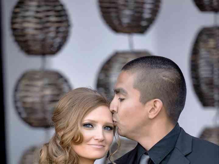 The wedding of Richie and Tricia