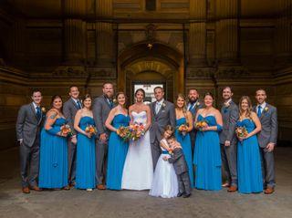 Mike and Alanna's Wedding in Philadelphia, Pennsylvania 15