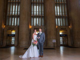 Mike and Alanna's Wedding in Philadelphia, Pennsylvania 17