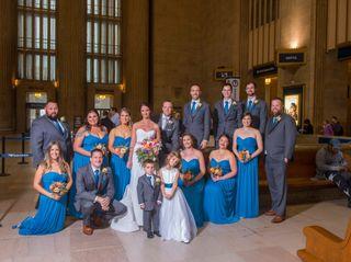 Mike and Alanna's Wedding in Philadelphia, Pennsylvania 19