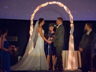 Mike and Alanna's Wedding in Philadelphia, Pennsylvania 24