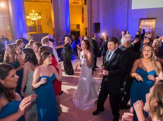 Mike and Alanna's Wedding in Philadelphia, Pennsylvania 37