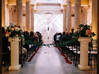 Jay and Alexandra's Wedding in Saint Augustine, Florida 14