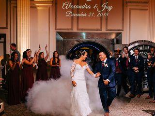 Jay and Alexandra's Wedding in Saint Augustine, Florida 16