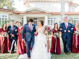 Mitch and Jillian's Wedding in Palmetto, Florida 3