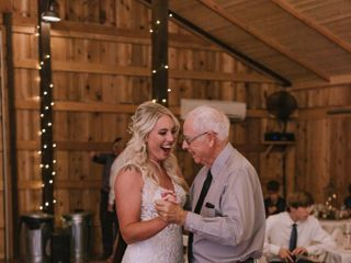 The wedding of Caitlin and Westin 1