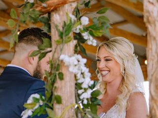 The wedding of Caitlin and Westin 2