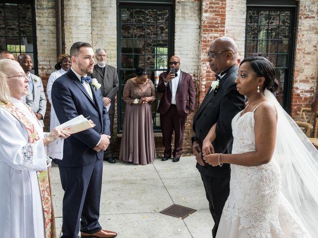 Matthew and Manesha's Wedding in Baltimore, Maryland 10