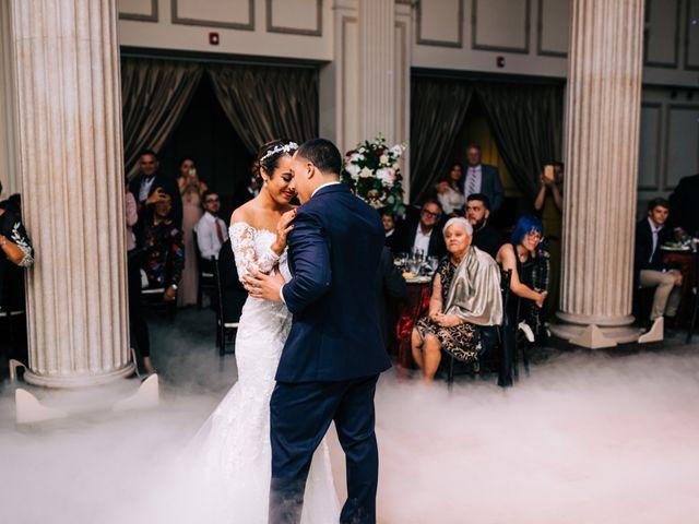 Jay and Alexandra's Wedding in Saint Augustine, Florida 17