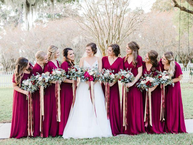 Mitch and Jillian's Wedding in Palmetto, Florida 1