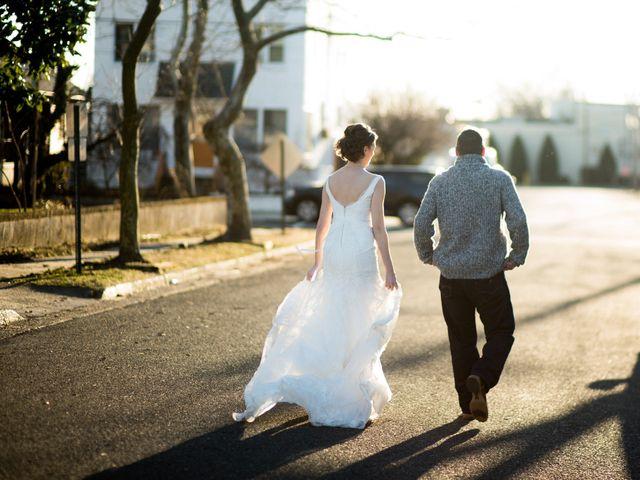 Joshua and Lindsy's Wedding in Philadelphia, Pennsylvania 1