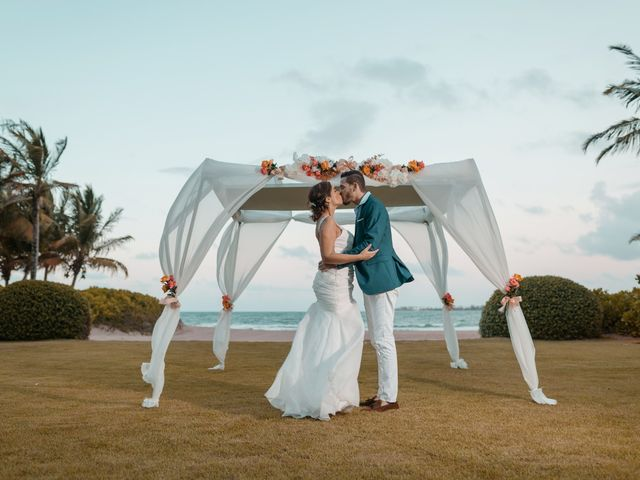 The wedding of Nerissa and Roberto