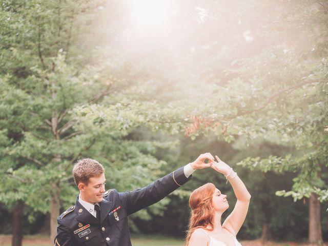 Aaron and Morgan's Wedding in Millbrook, Alabama 9