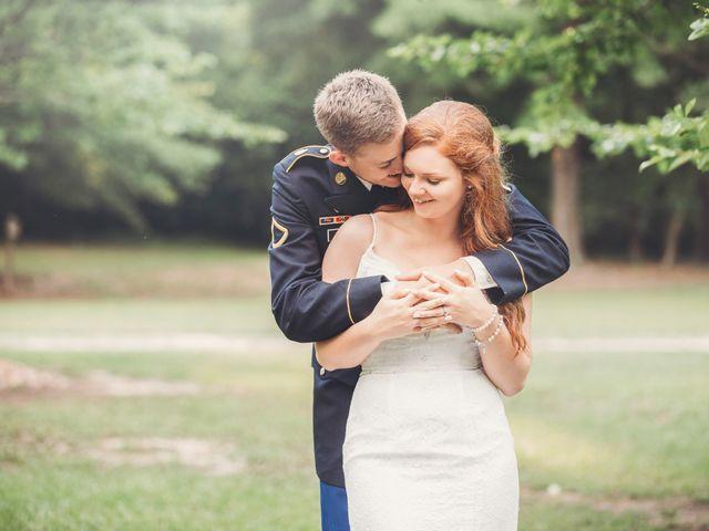 Aaron and Morgan's Wedding in Millbrook, Alabama 2