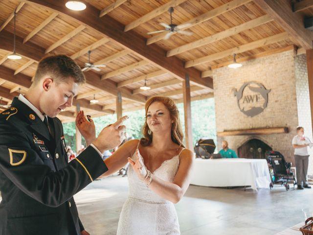 Aaron and Morgan's Wedding in Millbrook, Alabama 14