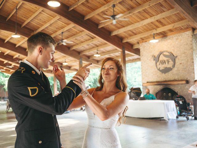 Aaron and Morgan's Wedding in Millbrook, Alabama 15