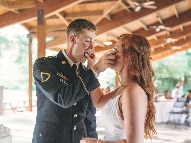 Aaron and Morgan's Wedding in Millbrook, Alabama 18