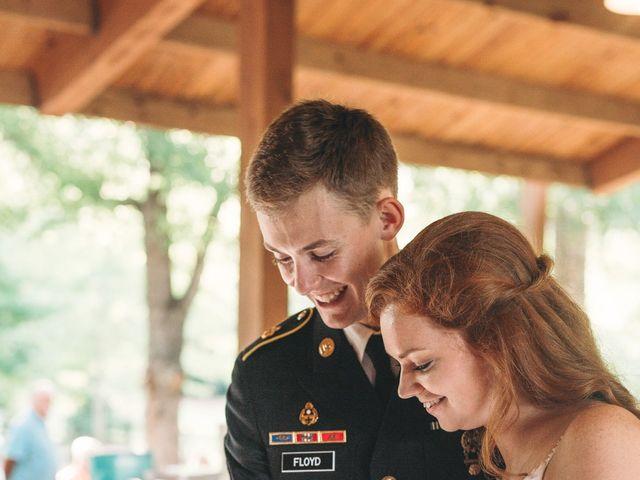 Aaron and Morgan's Wedding in Millbrook, Alabama 19
