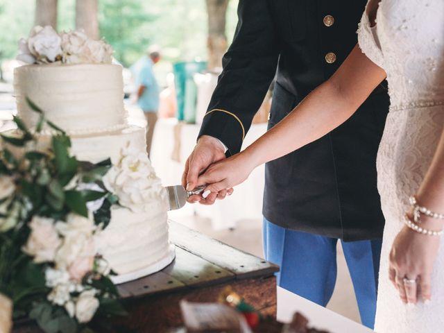 Aaron and Morgan's Wedding in Millbrook, Alabama 20
