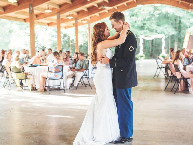 Aaron and Morgan's Wedding in Millbrook, Alabama 27