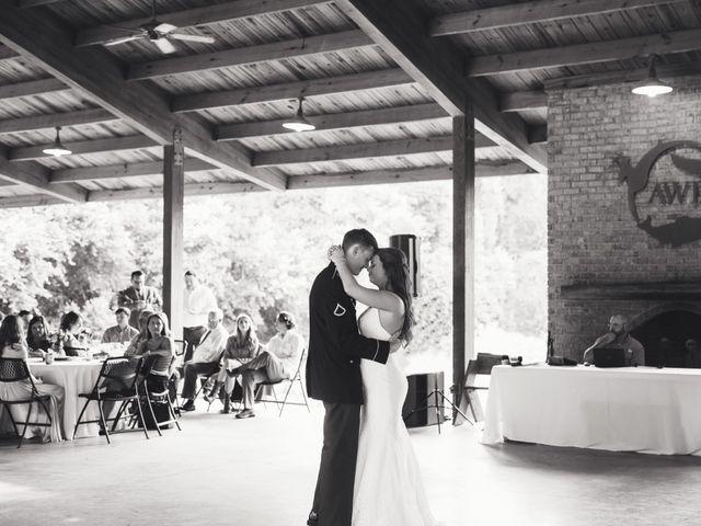 Aaron and Morgan's Wedding in Millbrook, Alabama 28