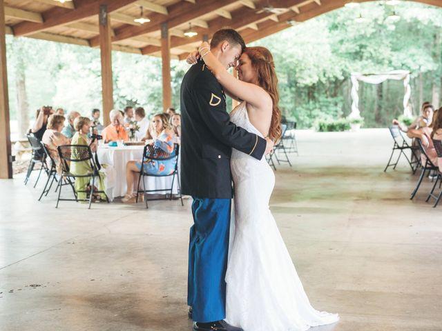 Aaron and Morgan's Wedding in Millbrook, Alabama 30