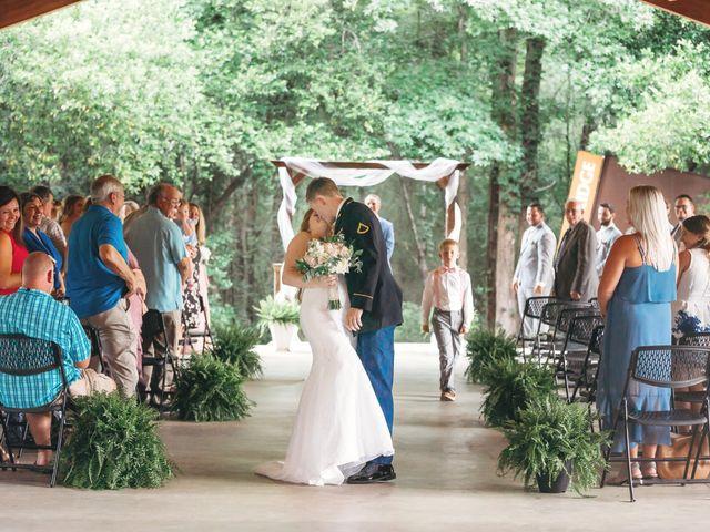 Aaron and Morgan's Wedding in Millbrook, Alabama 31