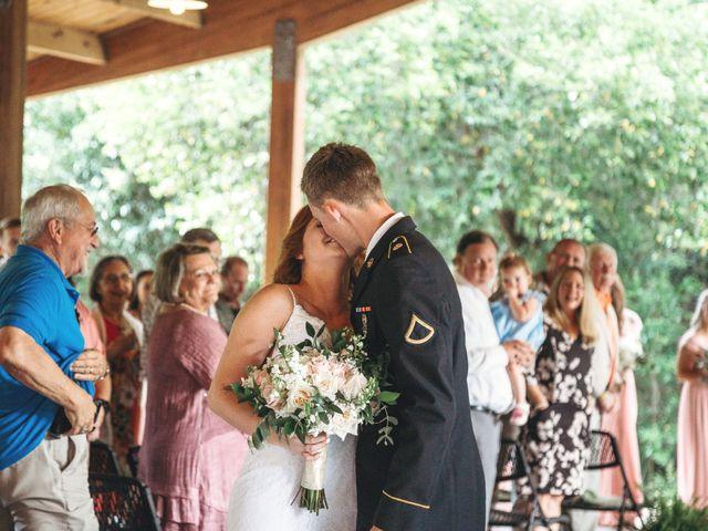 Aaron and Morgan's Wedding in Millbrook, Alabama 32