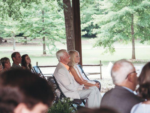 Aaron and Morgan's Wedding in Millbrook, Alabama 34