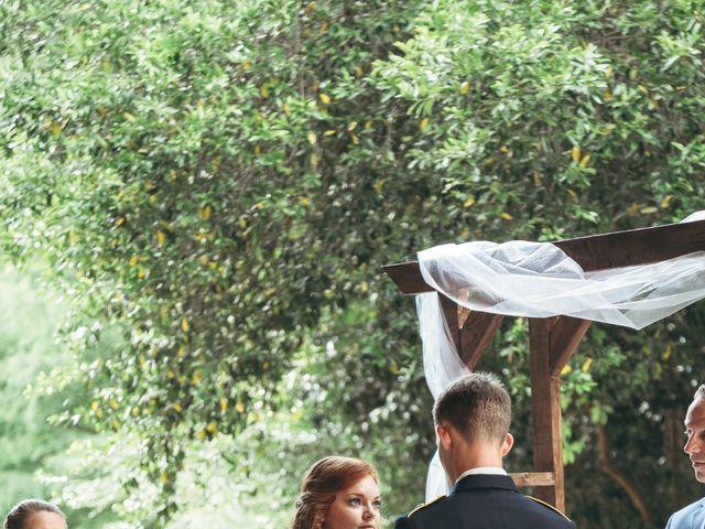 Aaron and Morgan's Wedding in Millbrook, Alabama 35