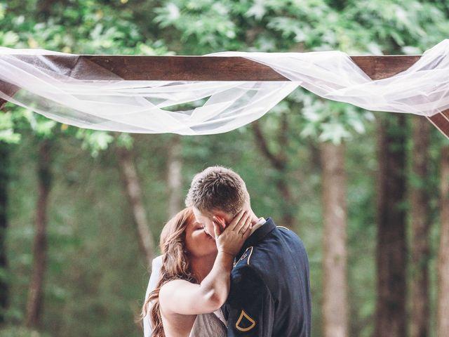 Aaron and Morgan's Wedding in Millbrook, Alabama 37