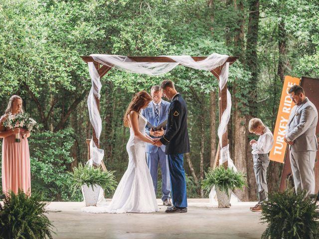 Aaron and Morgan's Wedding in Millbrook, Alabama 38