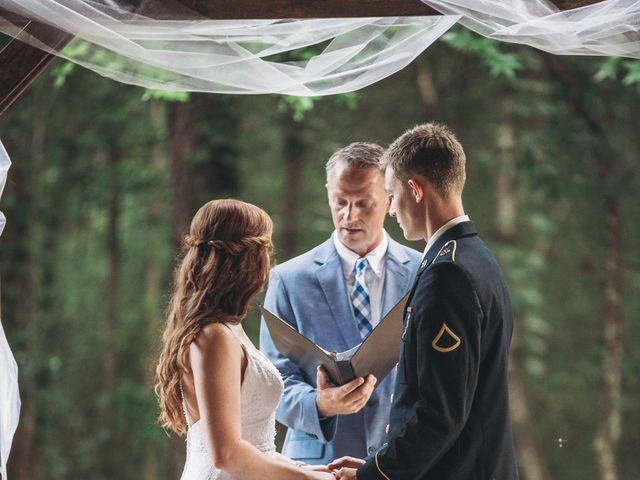 Aaron and Morgan's Wedding in Millbrook, Alabama 39