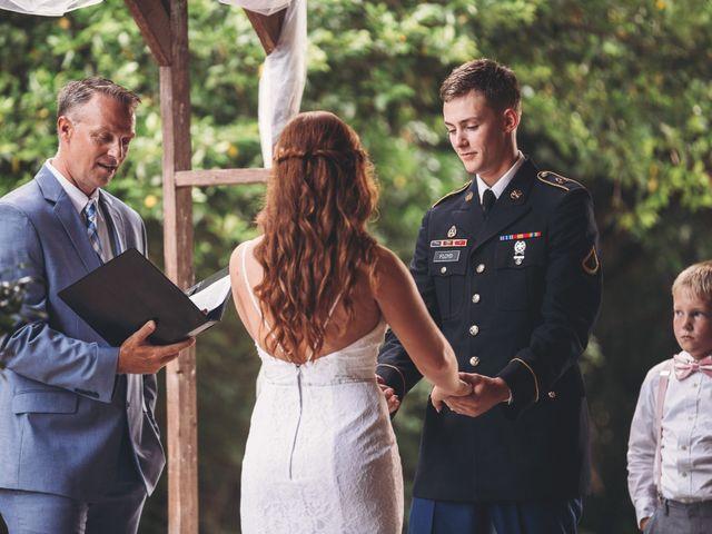 Aaron and Morgan's Wedding in Millbrook, Alabama 40