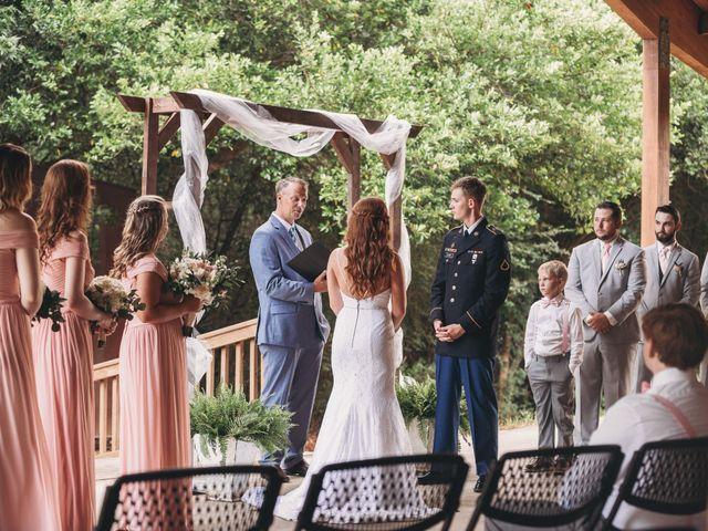 Aaron and Morgan's Wedding in Millbrook, Alabama 41