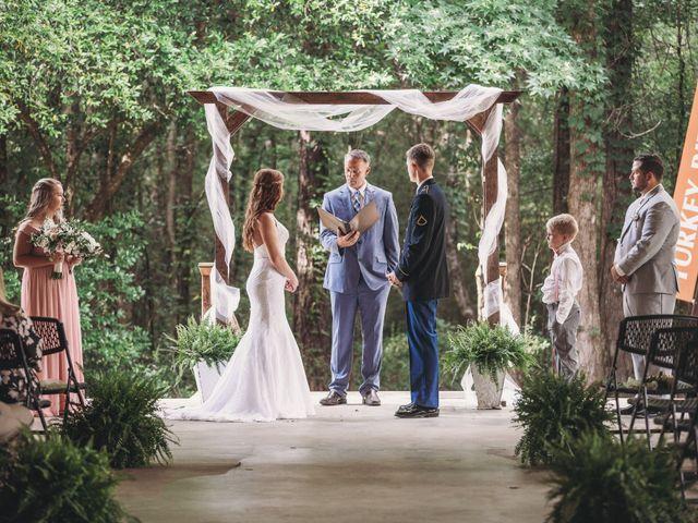 Aaron and Morgan's Wedding in Millbrook, Alabama 42