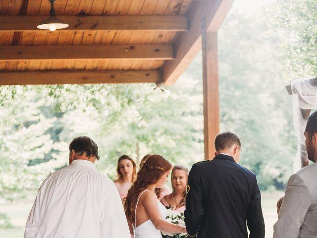 Aaron and Morgan's Wedding in Millbrook, Alabama 43