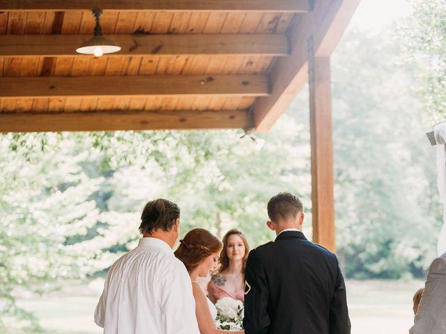 Aaron and Morgan's Wedding in Millbrook, Alabama 44