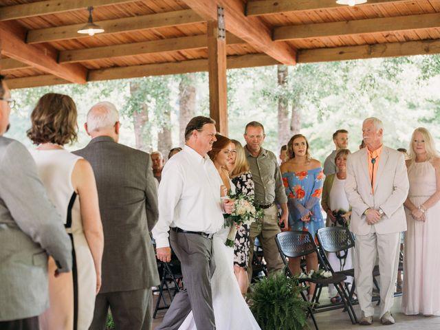 Aaron and Morgan's Wedding in Millbrook, Alabama 46