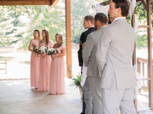 Aaron and Morgan's Wedding in Millbrook, Alabama 47