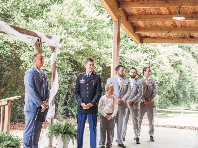Aaron and Morgan's Wedding in Millbrook, Alabama 48
