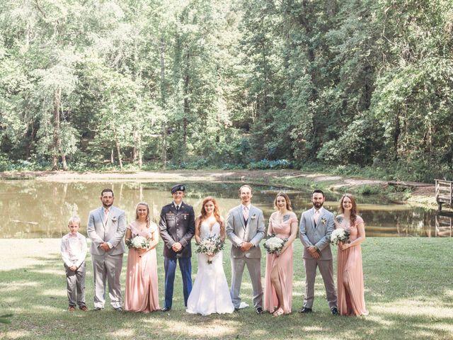 Aaron and Morgan's Wedding in Millbrook, Alabama 51